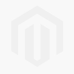 E6306 - White Krystal Pattern Interchangeable Professional Rolling Aluminum Cosmetic Makeup Case French Door Opening with Large Drawers